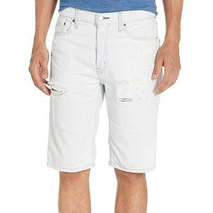 Levi's Mens 502 Long Regular Taper Fit Short